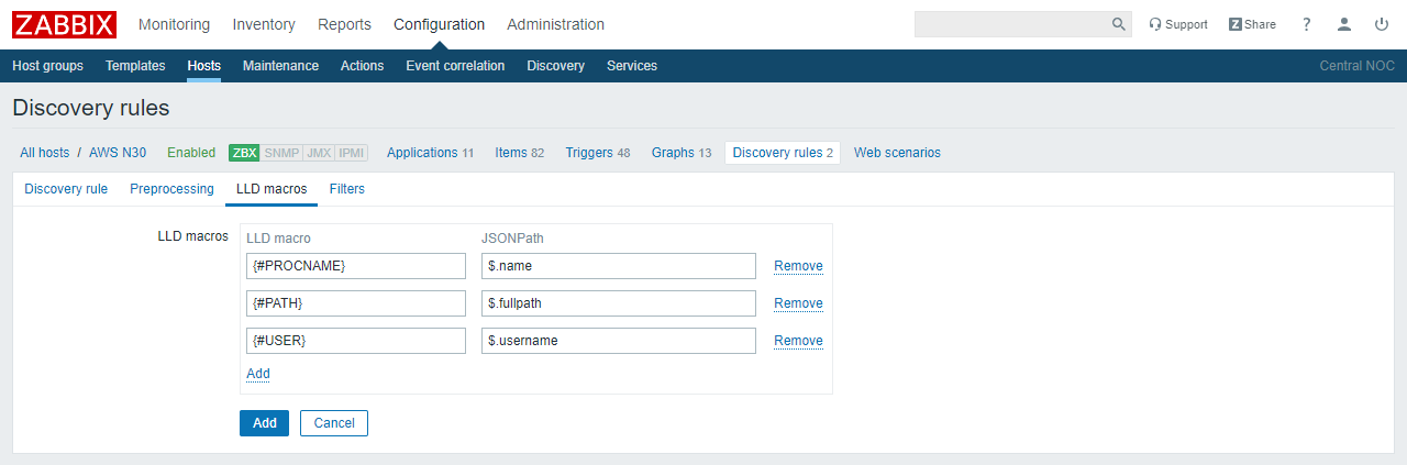 Whats New in Zabbix 4 2