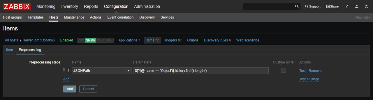 Расширенный JSONPath для предварительной обработки
