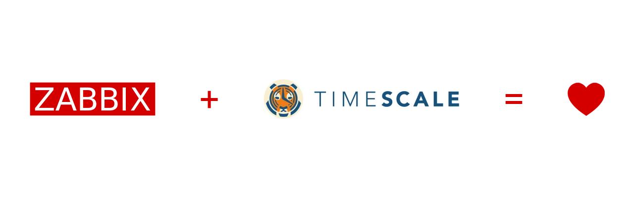 Официальная поддержка TimescaleDB