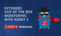 Extended out of the box monitoring with Agent 2