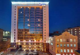 Radisson Blu Hotel Belorusskaya