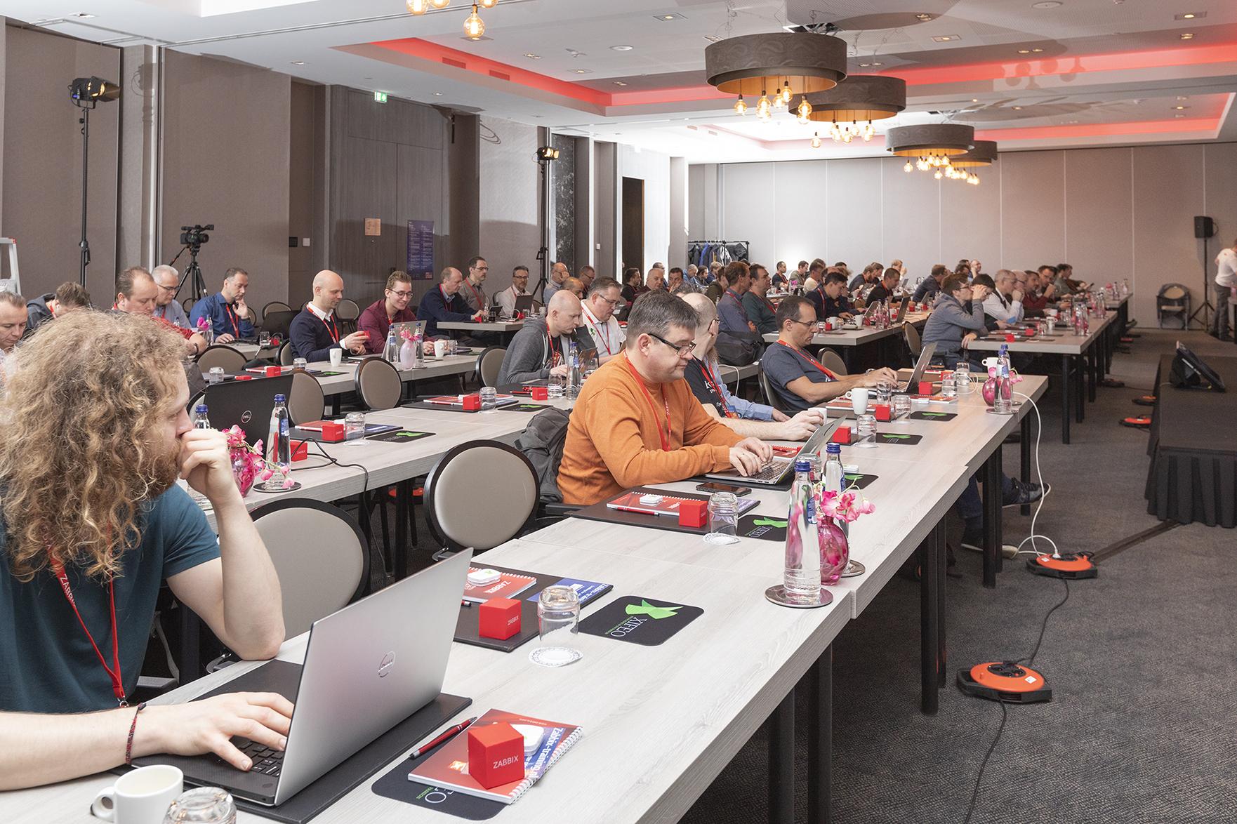 Zabbix Conference Benelux 2020 / Day 1