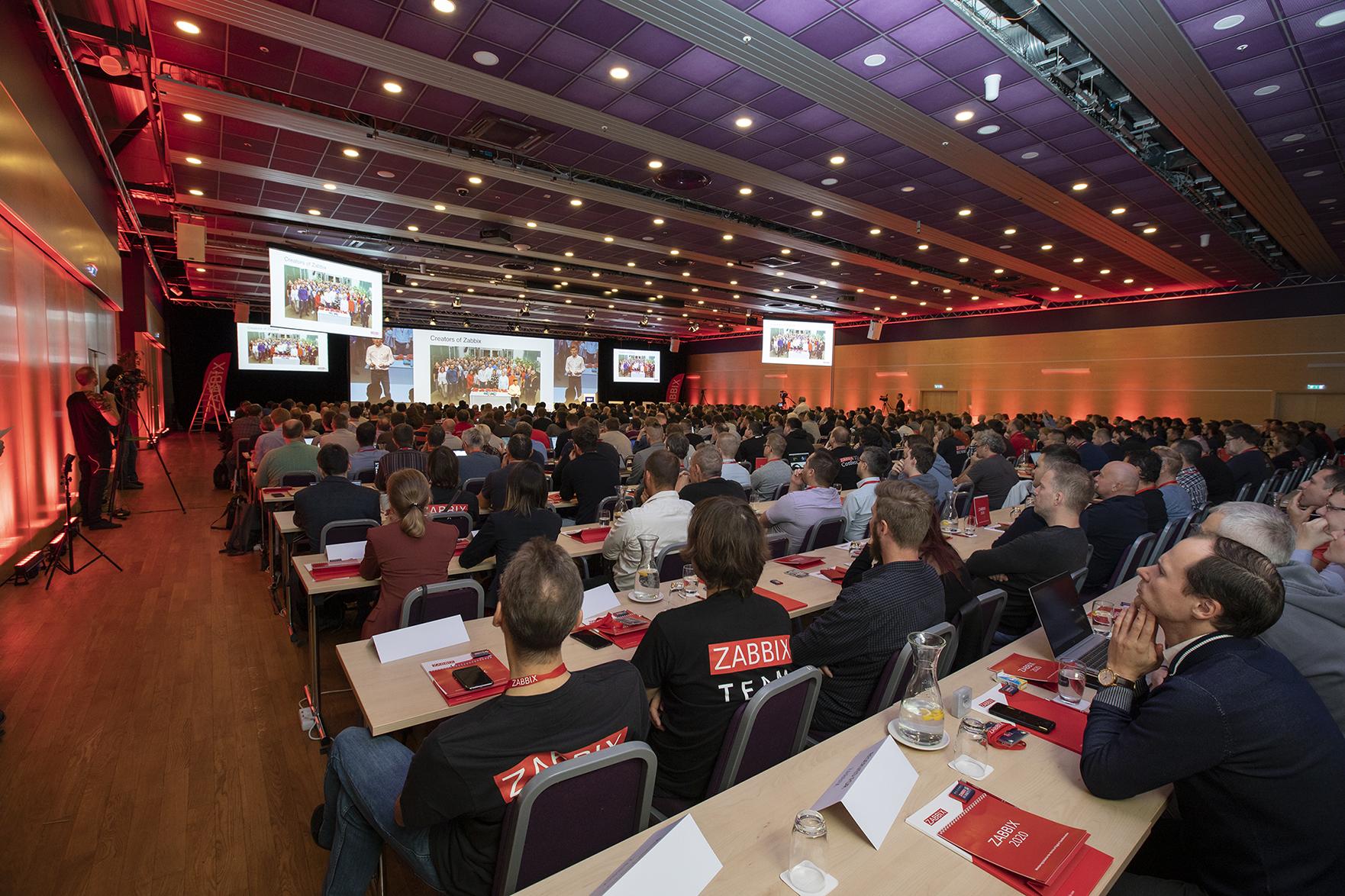 Zabbix Conference Brno 2020