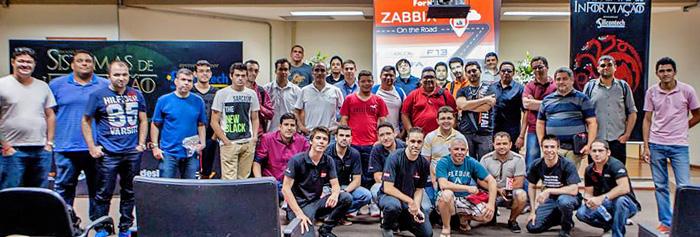 Zabbix On The Road - Fortaleza 2016