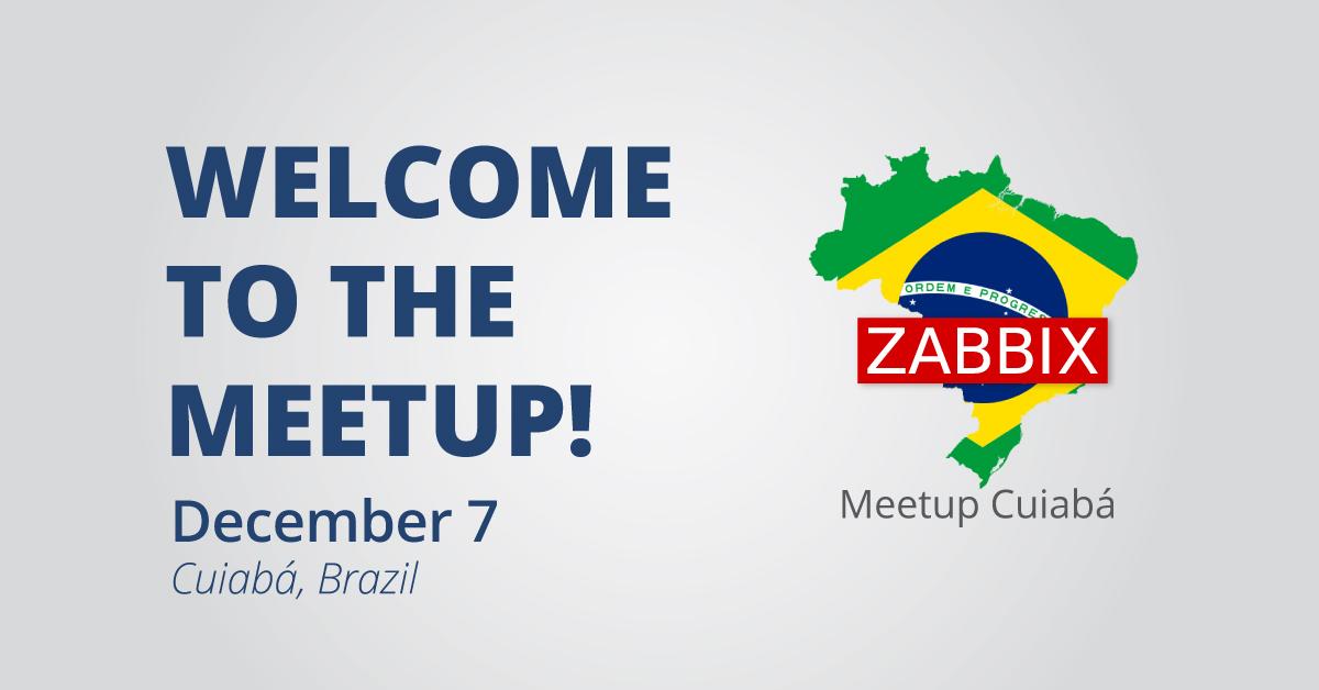 Zabbix Meetup Cuiaba 2019