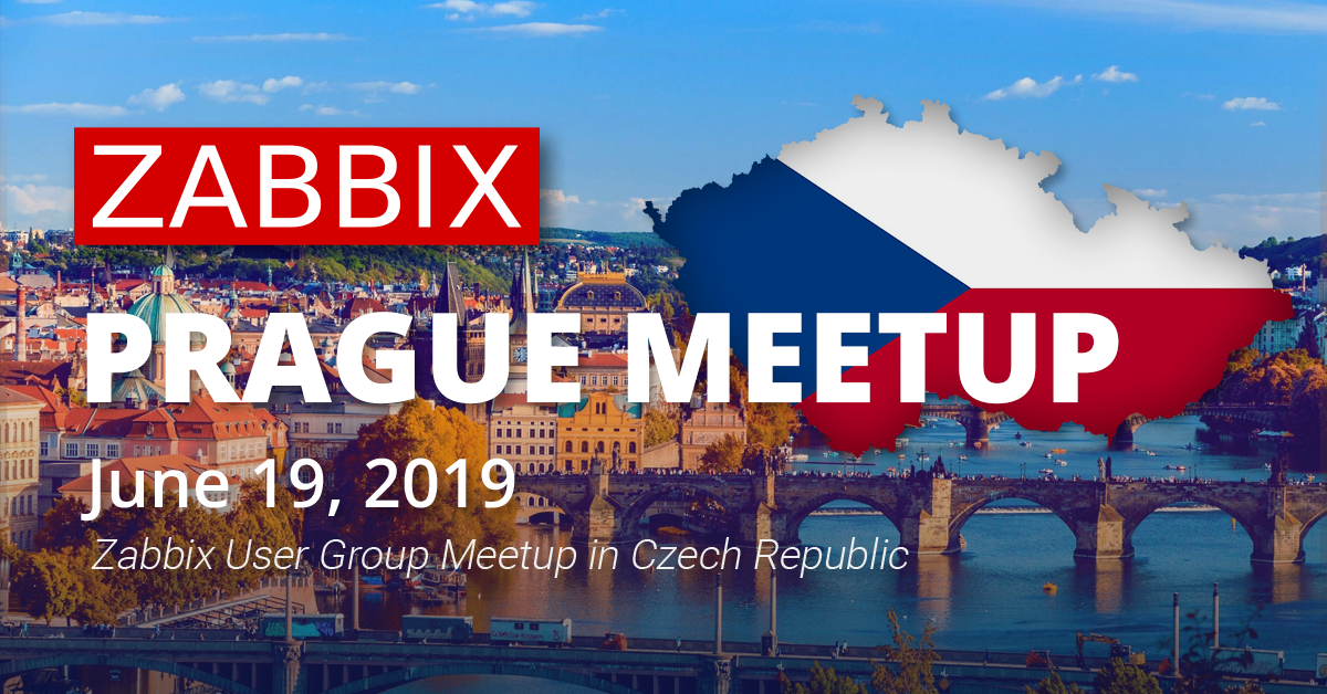 Zabbix Meetup Prague 2019