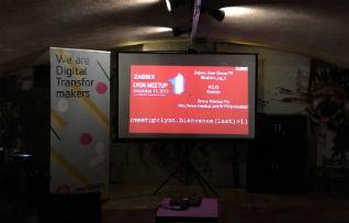 Zabbix User Group Meetup - Lyon 2016