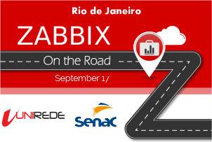Zabbix On The Road - Rio de Janeiro 2016