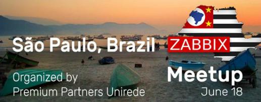 Zabbix Meetup - São Paulo 2016