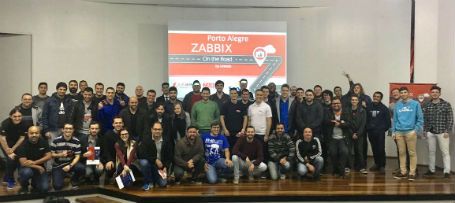 Zabbix On The Road - Porto Alegre 2017
