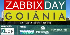 ZABBIX DAY - Goiânia 2018