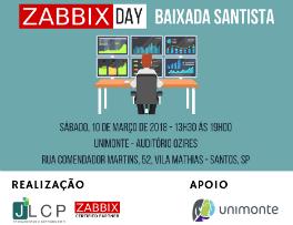 1° ZABBIX DAY - Baixada Santista