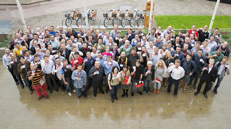 Zabbix Conference 2014 participants