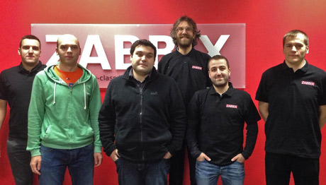 Zabbix Certified Trainers