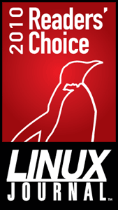 Linux Journal - Readers' Choice 2010
