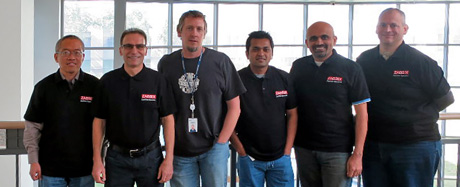 Recent Zabbix Certified graduates from Austin, TX