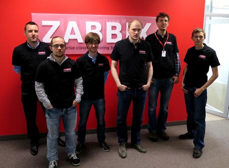 Zabbix Professional Training in Latvia