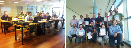 Zabbix Professional Training in Spain
