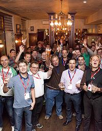 Zabbix Conference Party