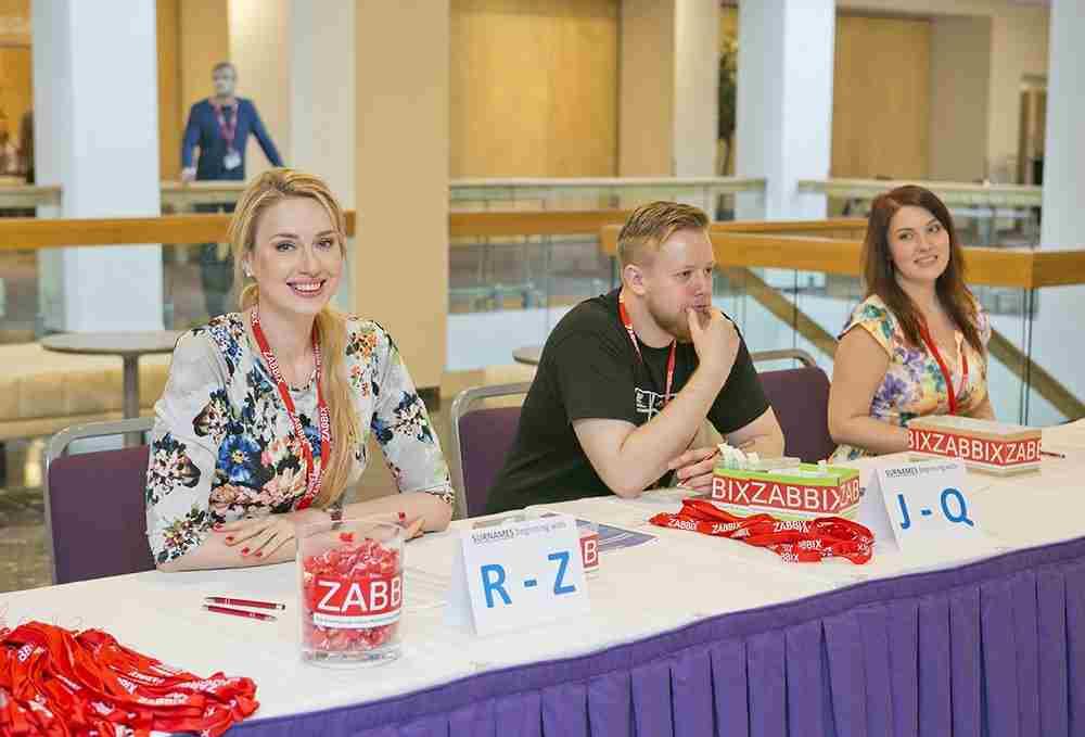 Zabbix Conference 2017 - Day 1