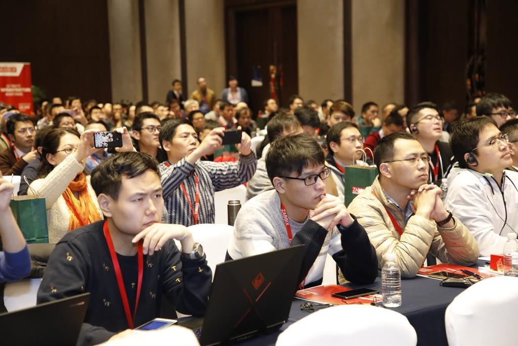 Zabbix China 2018 - Day 1