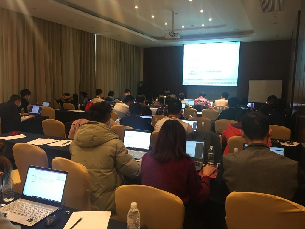 Zabbix China 2018 - Day 2 - Workshop